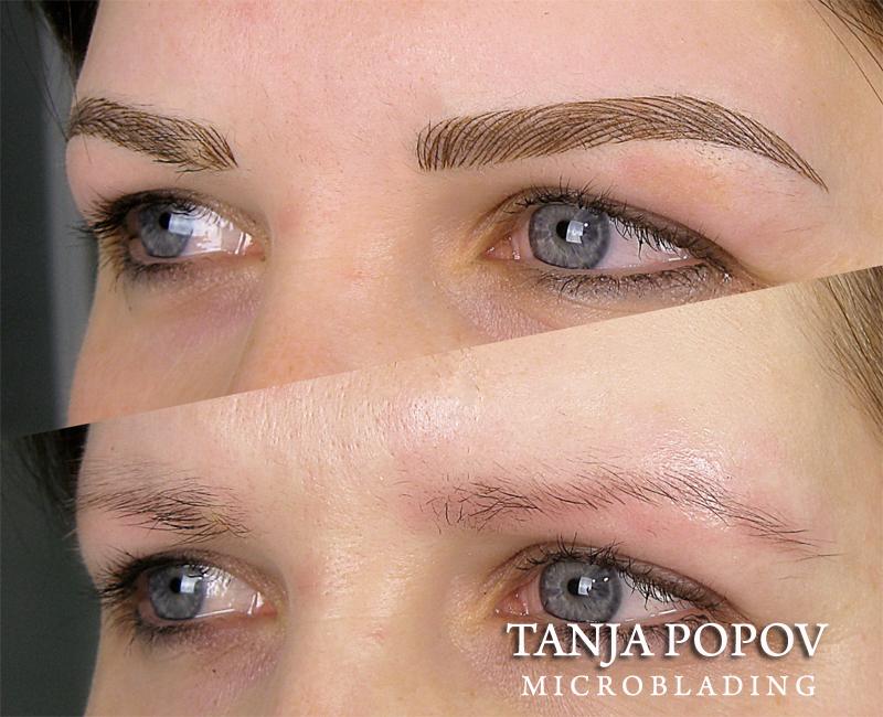 Lice i telo - japanska metoda iscrtavanja obrva - Tanja Popov